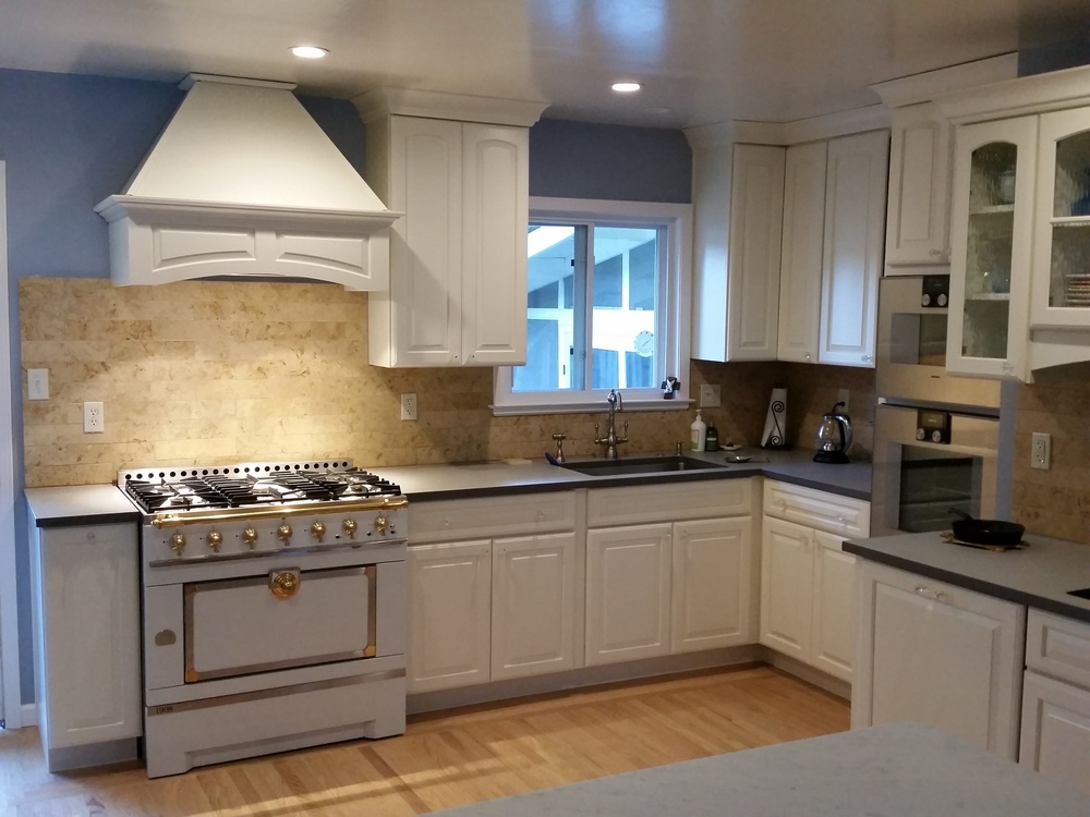 Traditional Kitchen Remodel - Novato, CA