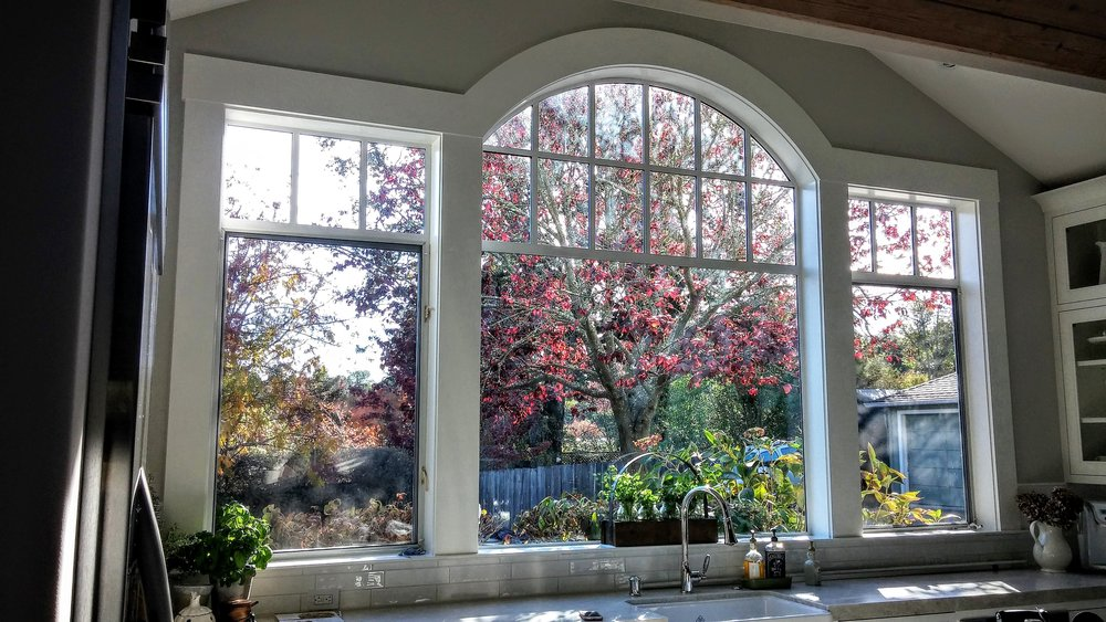 Custom Window Trim Installation - Novato, CA