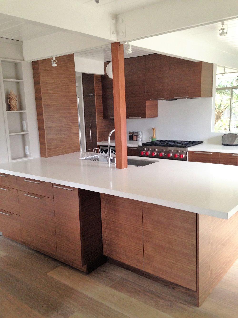 Mid Century Modern Kitchen Remodel - San Rafael, CA