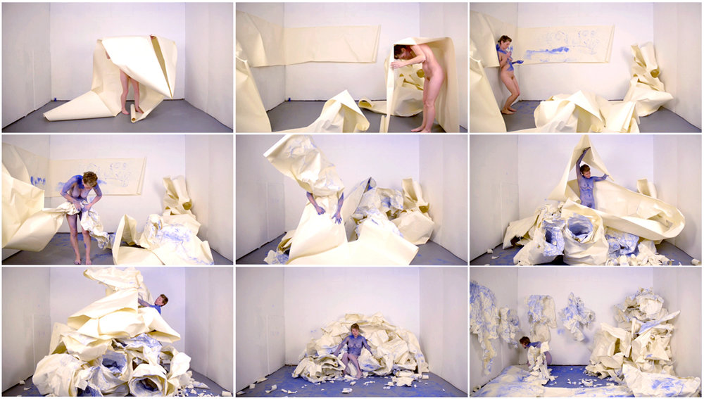 Stills from video  Document II