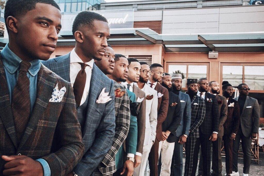 Gentlemen of Atlanta - TPG is the President of Gentlemen of Atlanta (GOA), which is a Gentleman's social club in Atlanta.