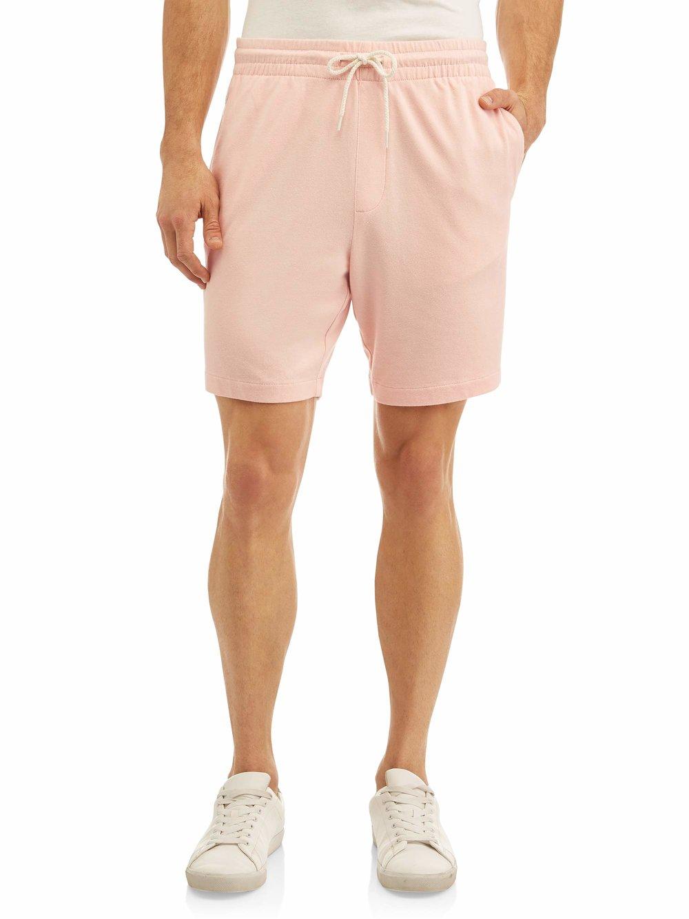 George    George Men's Short Sleeve Fashion Henley