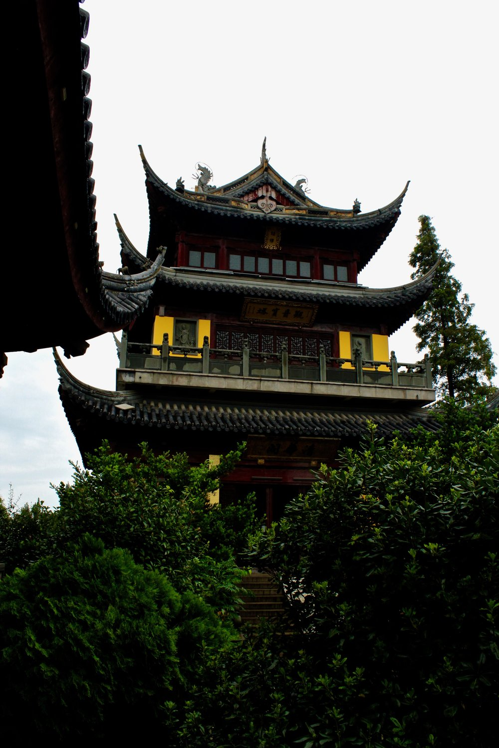 The Yunjin Monastery.