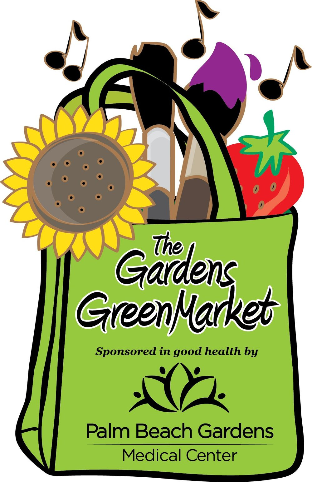 The Gardens GreenMarket Sundays 8am-1pm