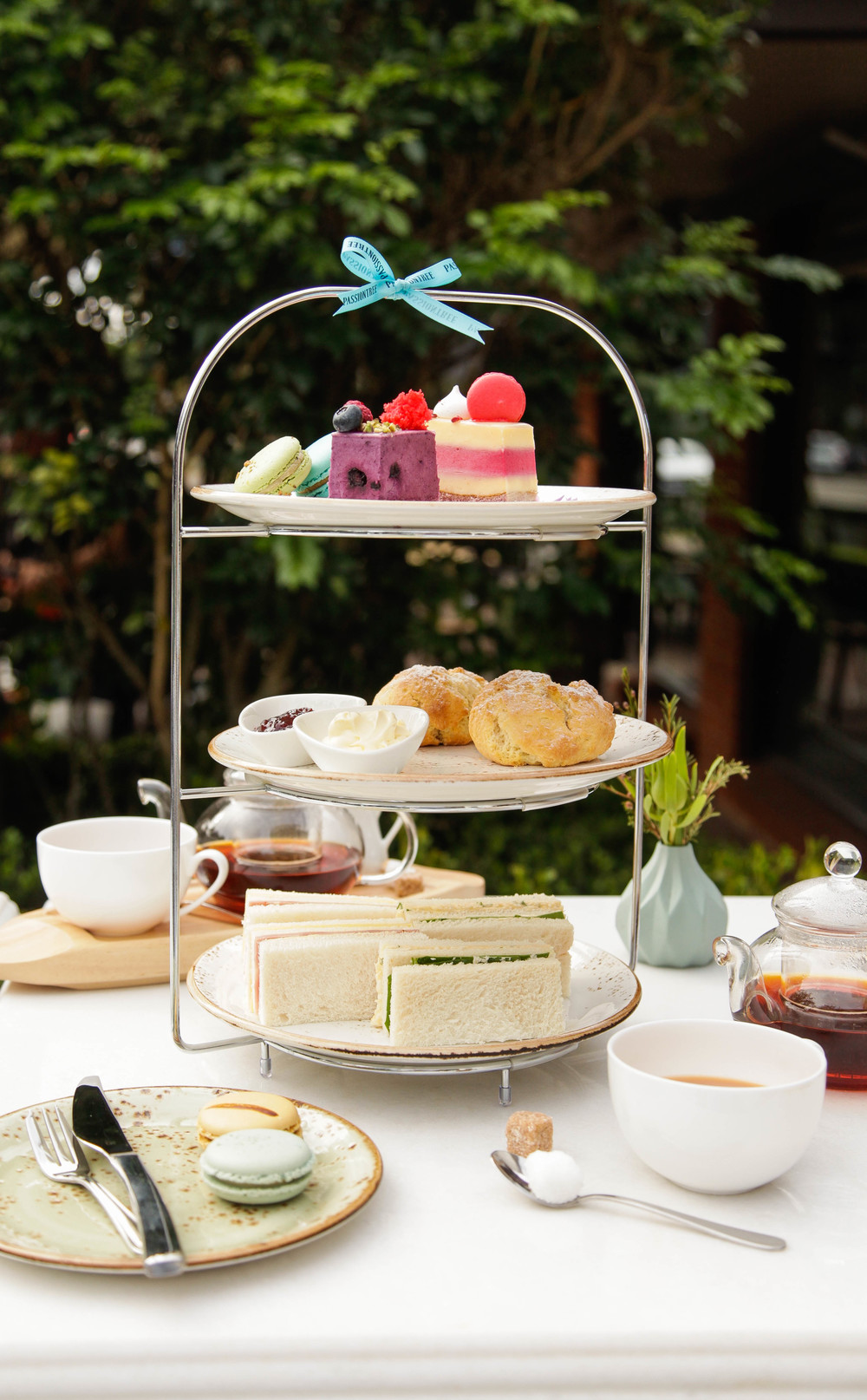 High Tea available in Sydney, Brisbane and Gold Coast