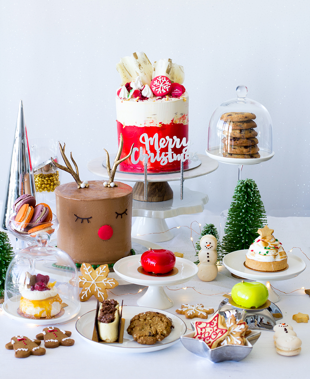 Christmas cakes shop online