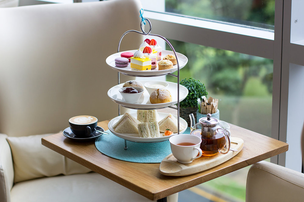 Pictured: Duchess High Tea For Two