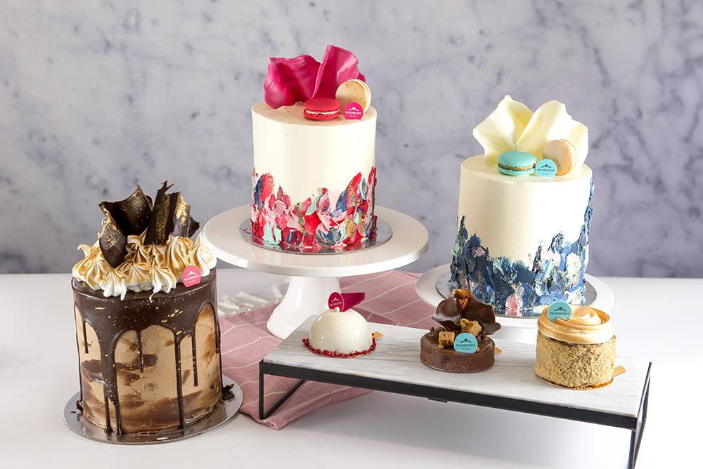 Passiontree Velvet Occasion Cakes