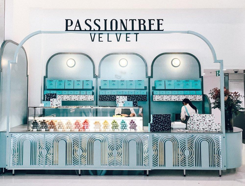 Passiontree Velvet Sydney International Airport