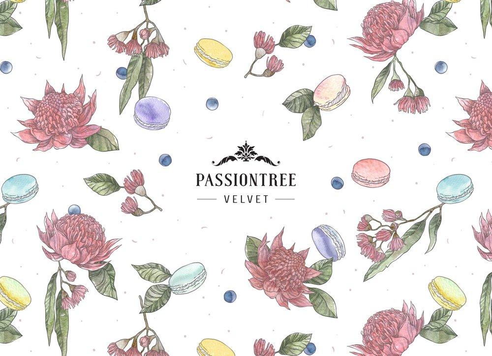 Passiontree Velvet Warratahs