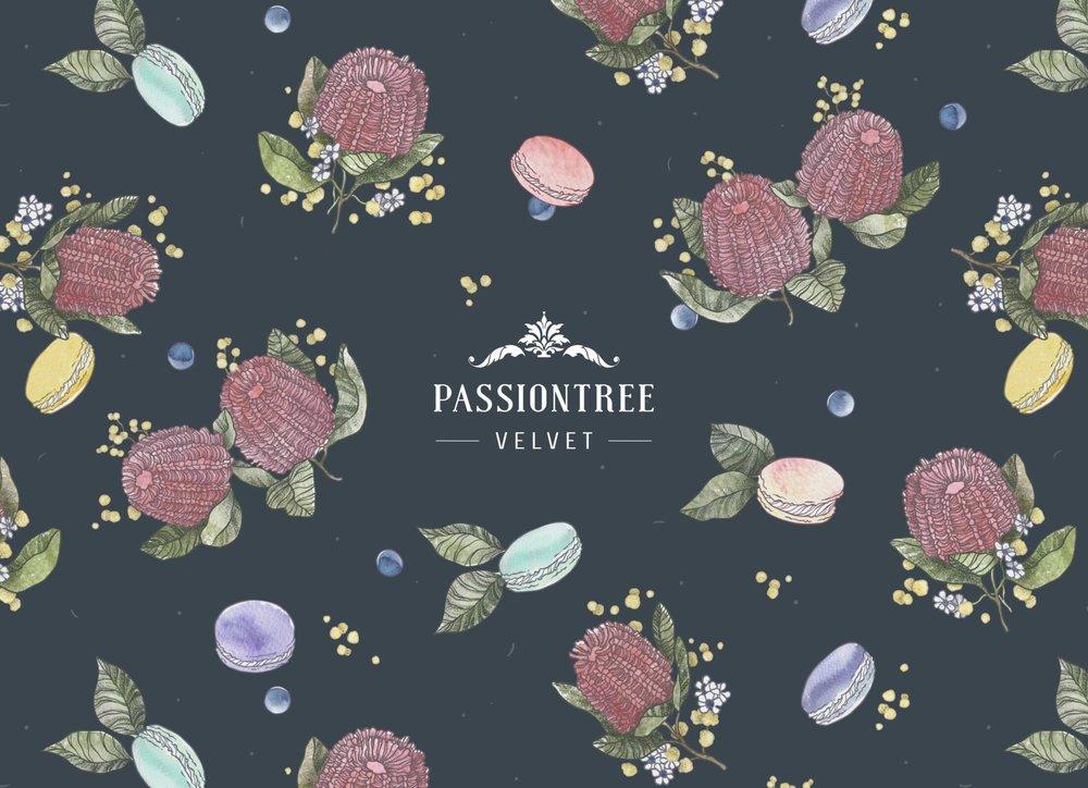 Passiontree Velvet Banksia