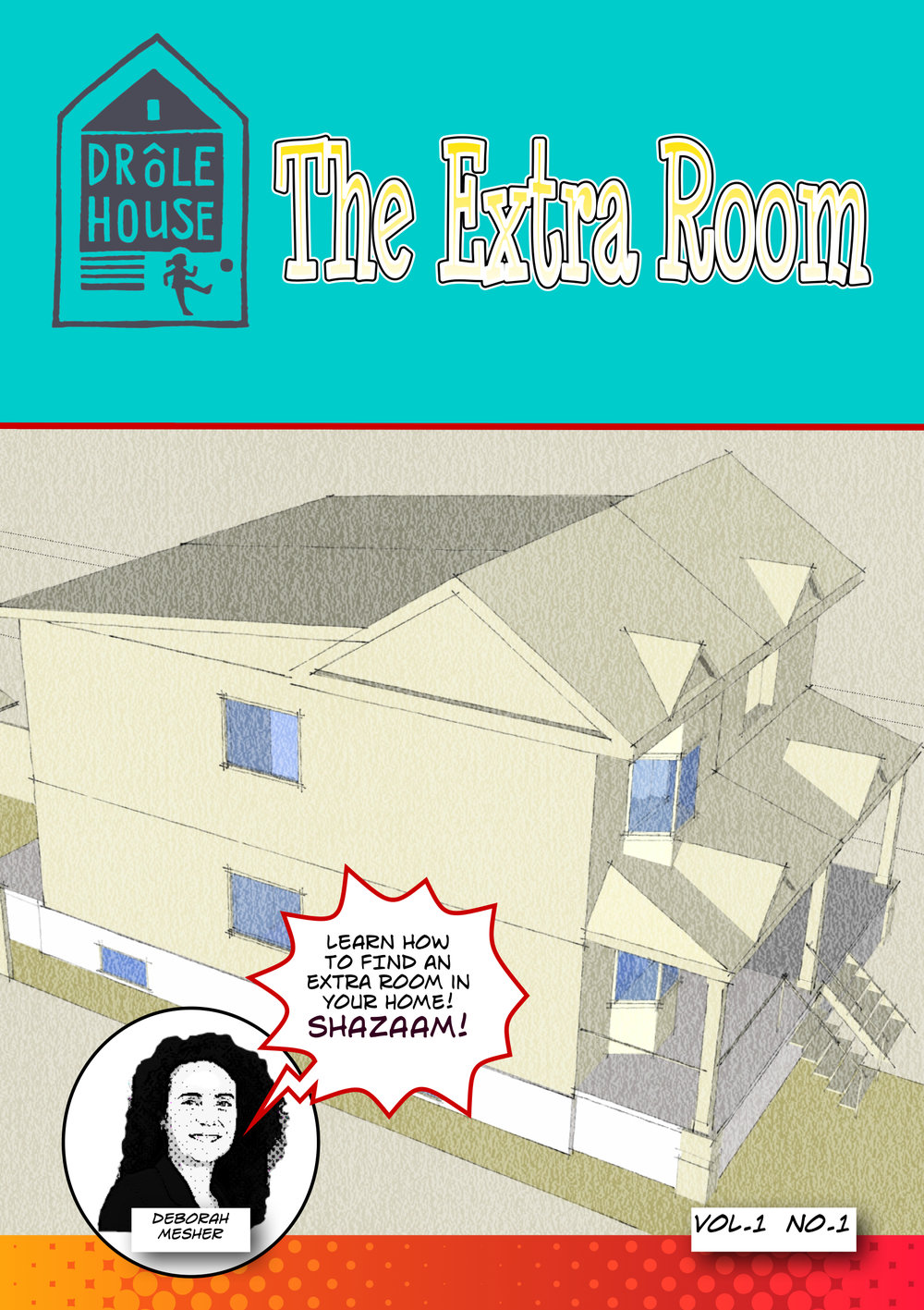 extra room comic book