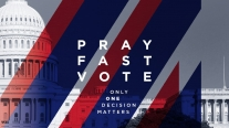 Pray, Fast, Vote Ebook