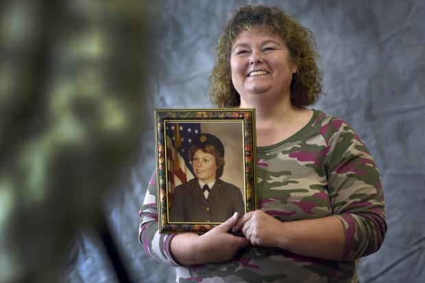 Veteran Anna Tway received a helping hand from the A Home for Every Veteran initiative.