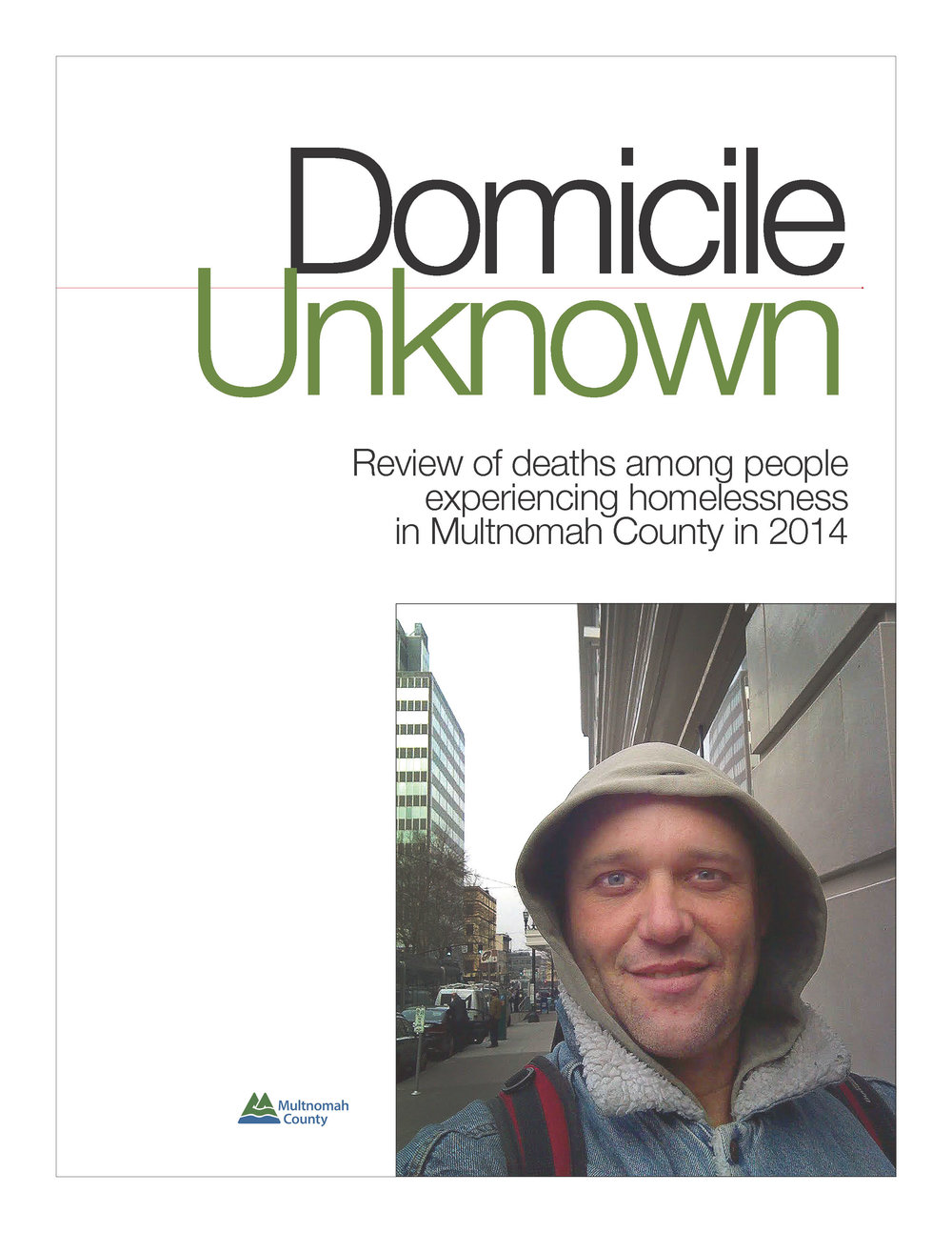 2014 Domicile Unknown Report