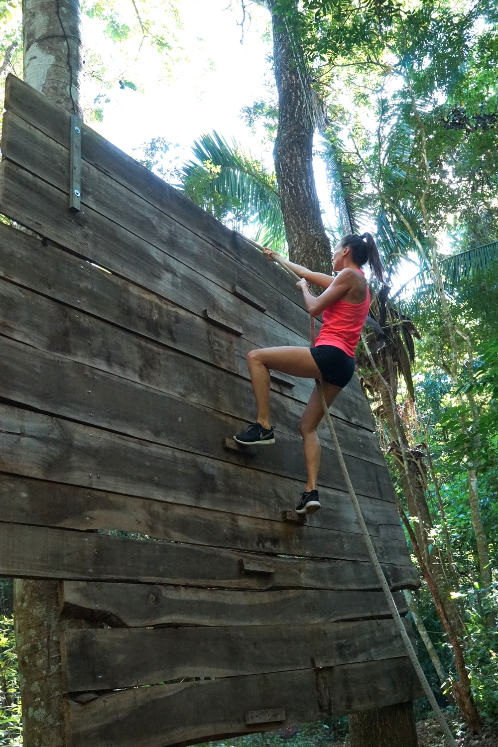 Jungle Obstacle Course Costa Rica