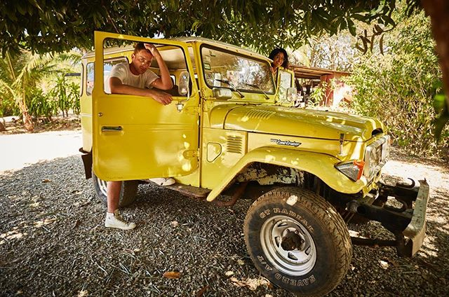 Get in, it's time for a jungle adventure! 🐒🌴#retreat season is in full swing and we couldn't be more excited to share everything this beautiful region has to offer. Let's explore it together✌🏽#costarica #puravida