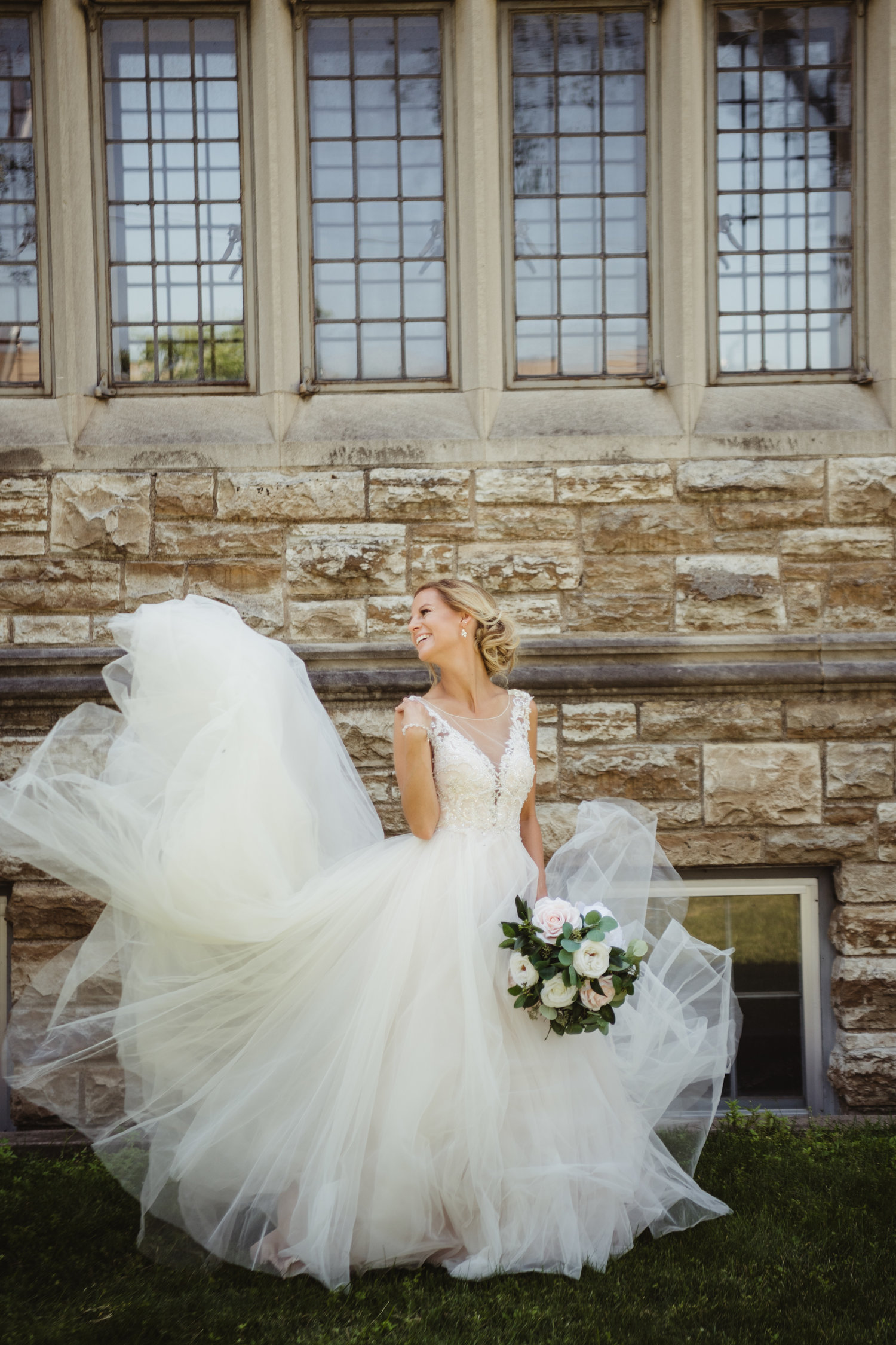 North Dakota Wedding Blog Destinee Jensen Photography