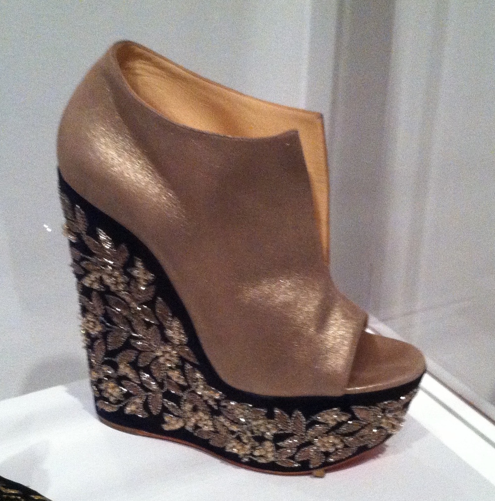 Cool Wedge Heels