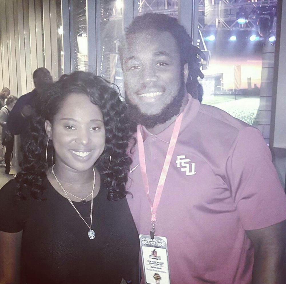 Founder of JQ & (Florida State) Dalvin Cook