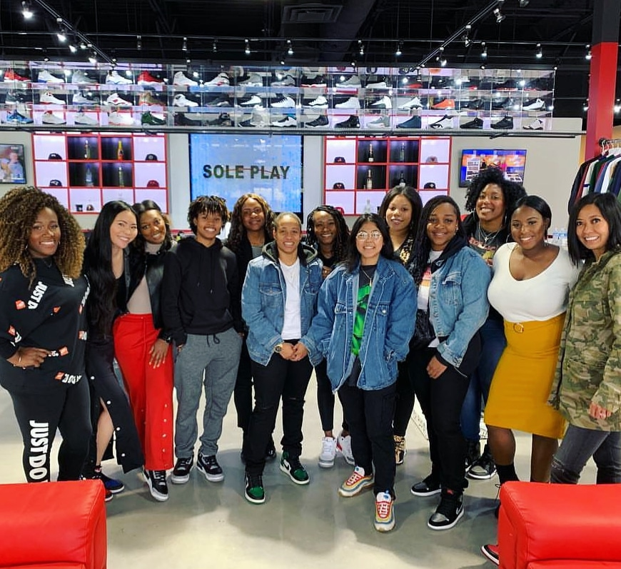 Jordan Brand - JQ on #JordanBrand Women's Forum