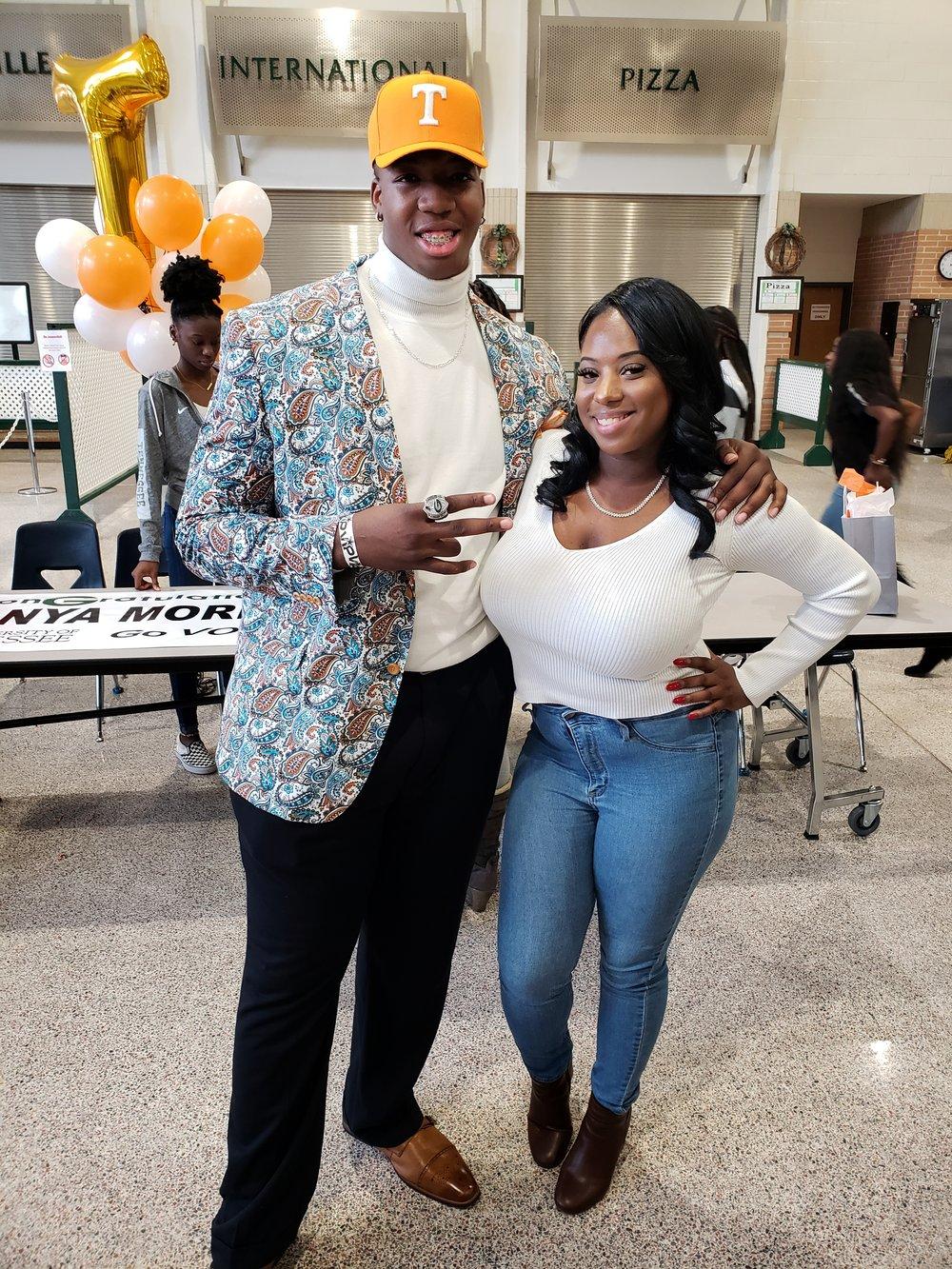 Wanya Morris - 2019 Tenn Vols Commit