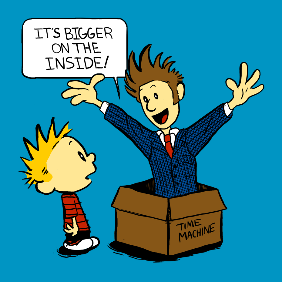 Calvin and the Doctor