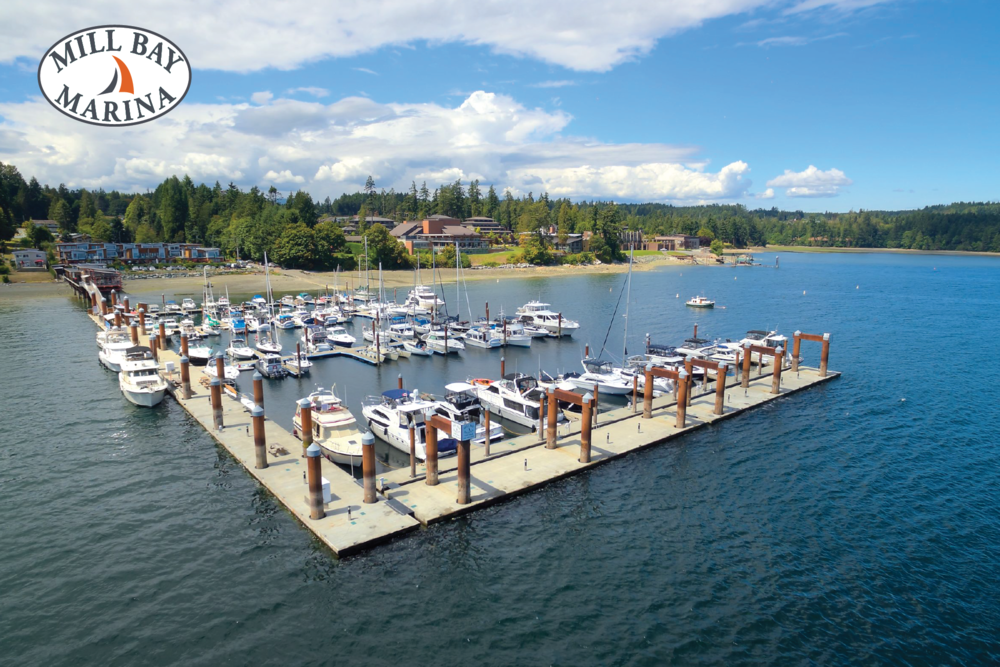 Mill Bay Marina   ,  Mill Bay, BC. Enjoy our state of the art, full service marina and while you're here visit one of Mill Bay's top restaurant experiences at  Bridgemans Bistro .