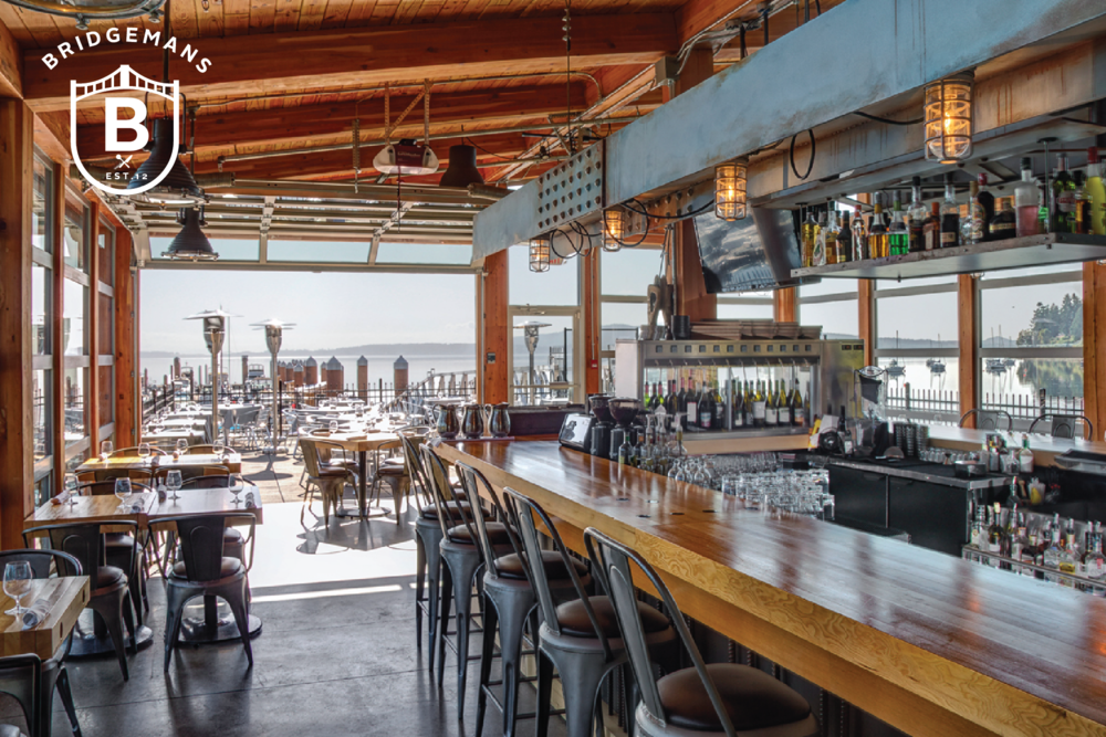 Bridgemans Family of Restaurants   Building bridges one customer at a time. Our restauratns include  Bridgemans Bistro  at Mill Bay Marina,  Bridgemans West Coast Eatery  at Pacific Gateway Marina, and  Bridgemans Bistro Port Browning  and  Port Browning Pub  at Port Browning Marina Resort.