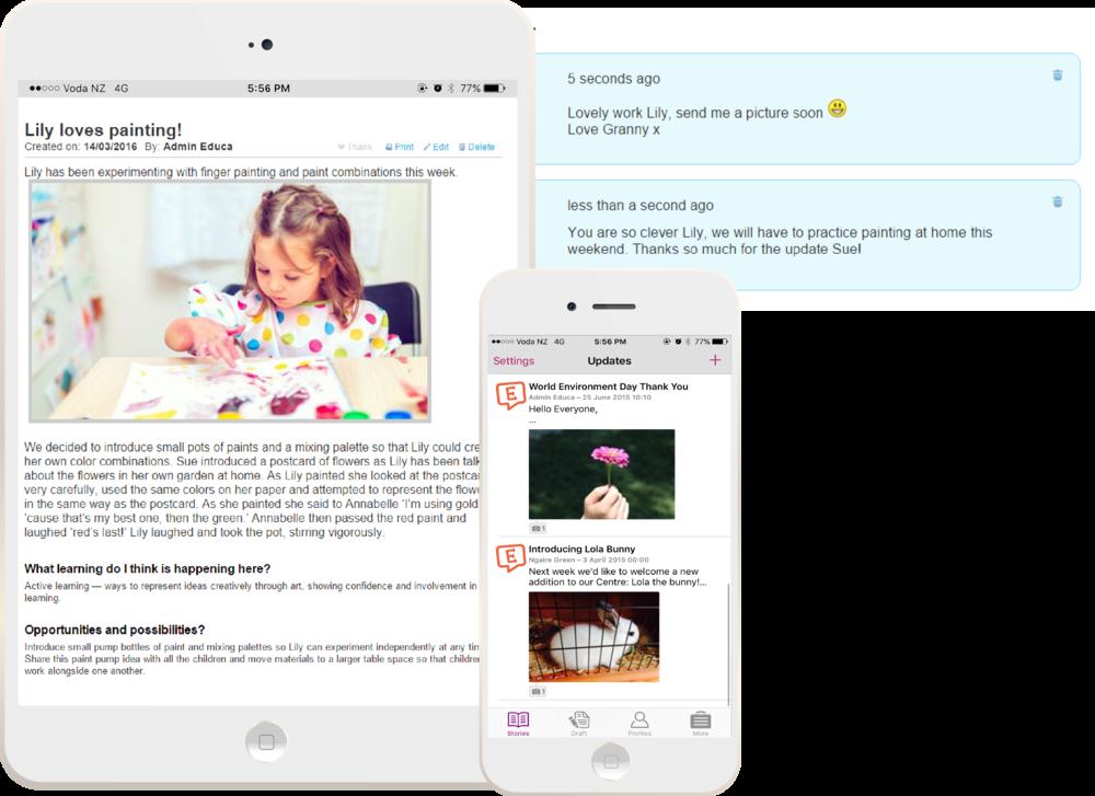 childcare software for preschools