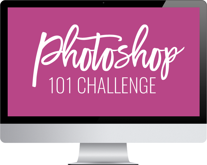 make your first mockup in this photoshop 101 challenge by sarahdesign