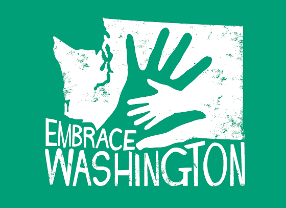 Embrace Washington - Argyle Analytics provides ongoing pro bono support for Google Apps coaching, Content Strategy consulting, Executive coaching and advising, and website administration