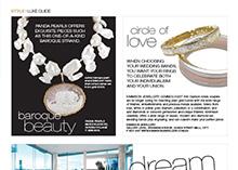 Style Magazine, October 2012