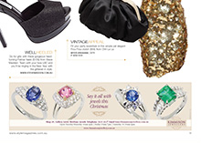 Style Magazine, December 2011