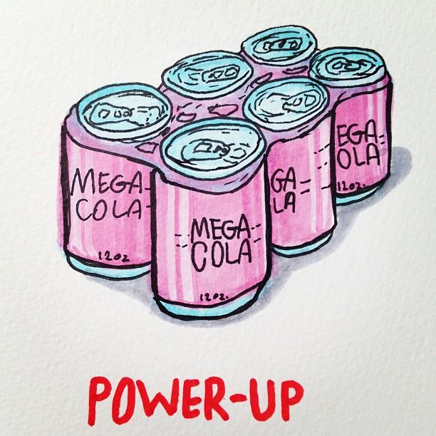 #PowerUp