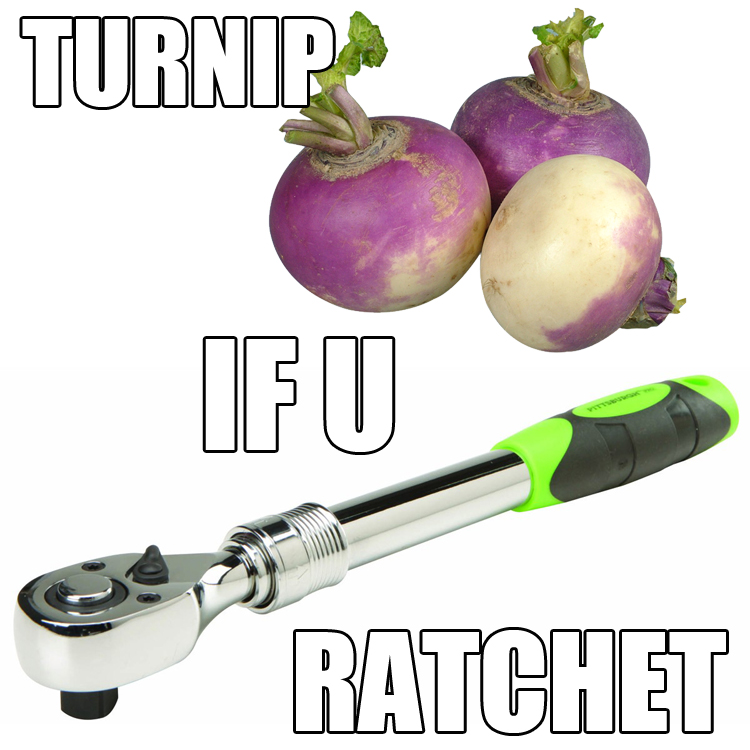 The TURNIP is V real RN