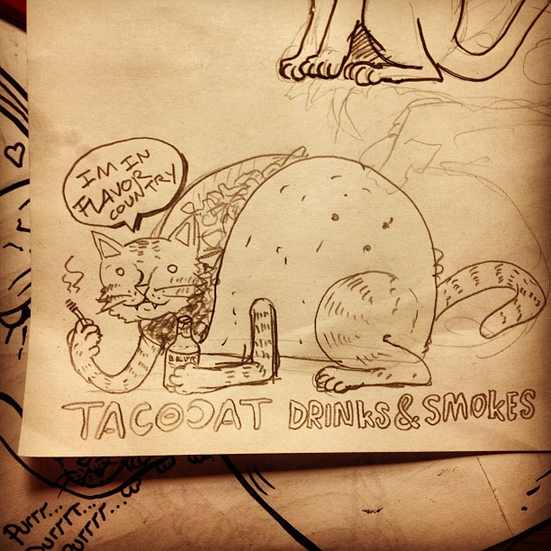 #tacocat you so spicy!