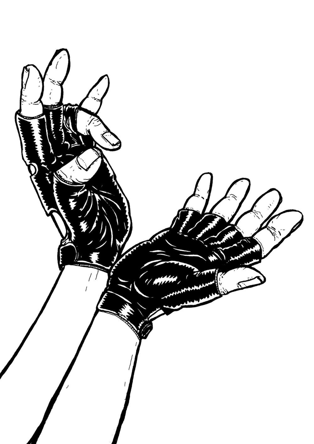 Leather Mudra