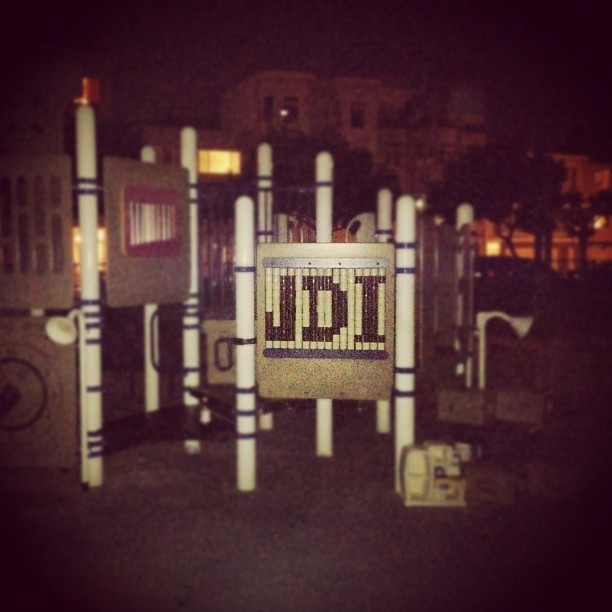 Juvenile delinquents in charge!! #JDI (Taken with Instagram at Mascone Park Playground)