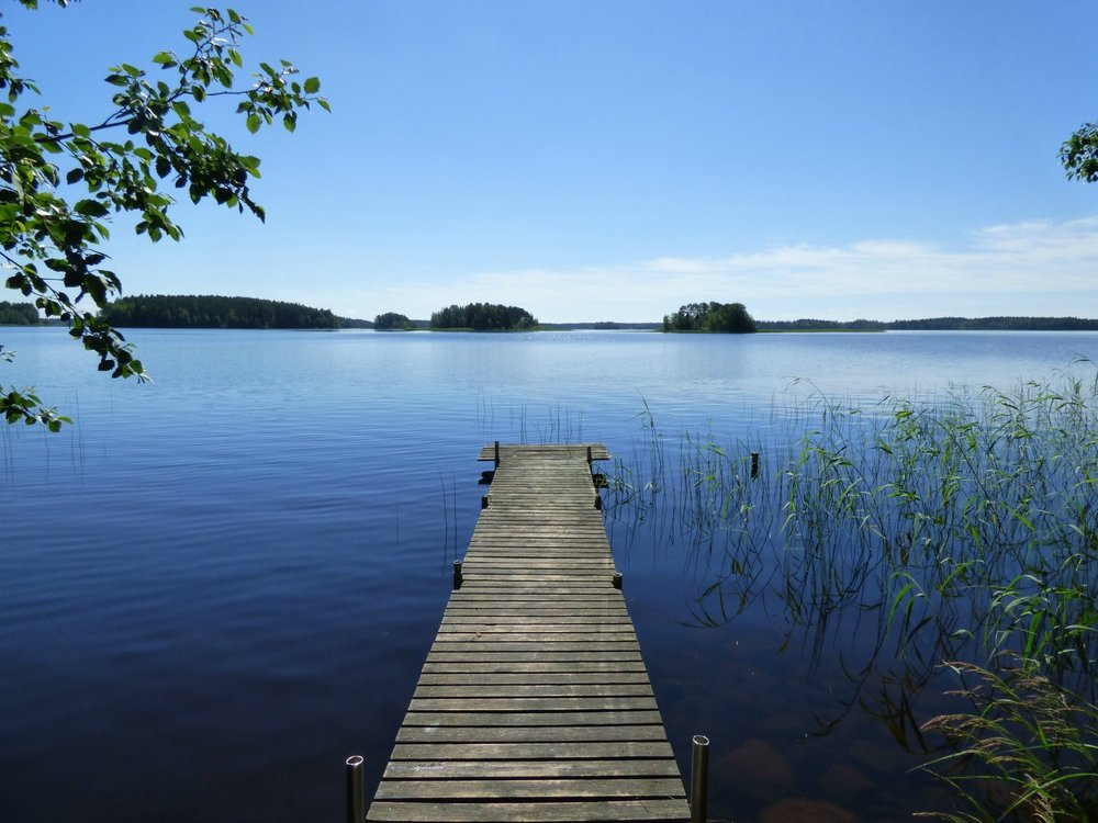 Lakes in Finland