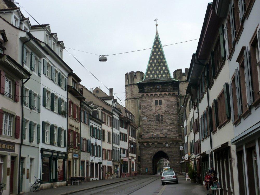 Spalentor, Basel