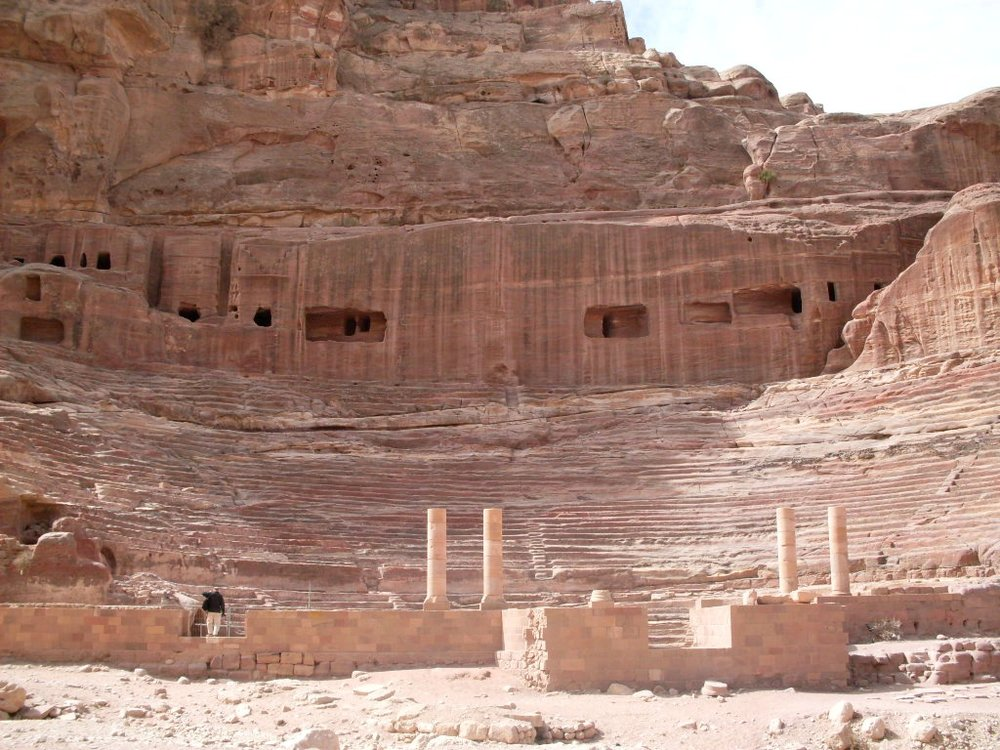Theatre at Petra
