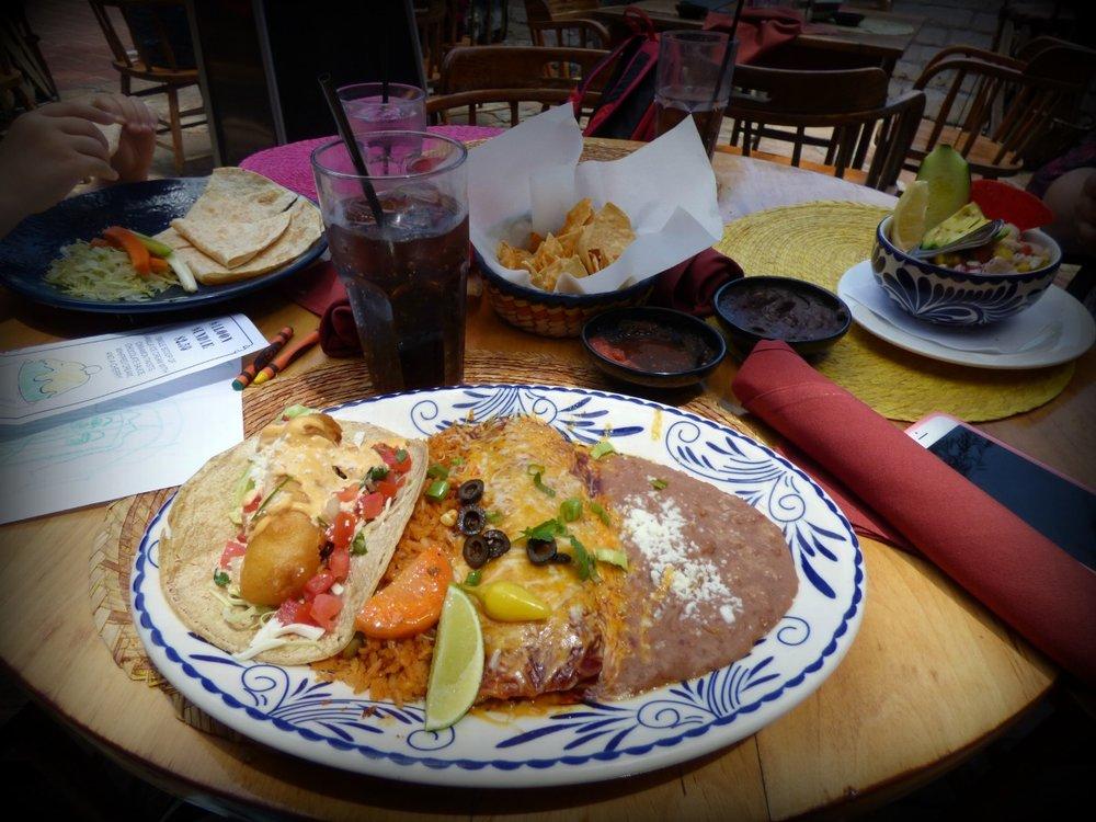 San Diegossa kannattaa nauttia meksikolaisen keittiön antimista