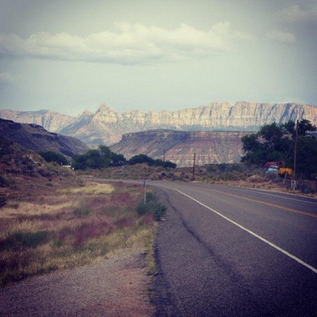 Somewhere in Utah.