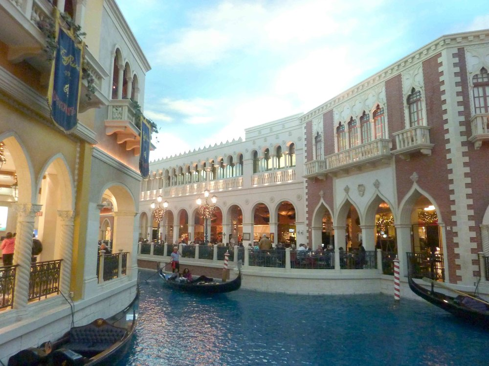 The Venetian hotelli