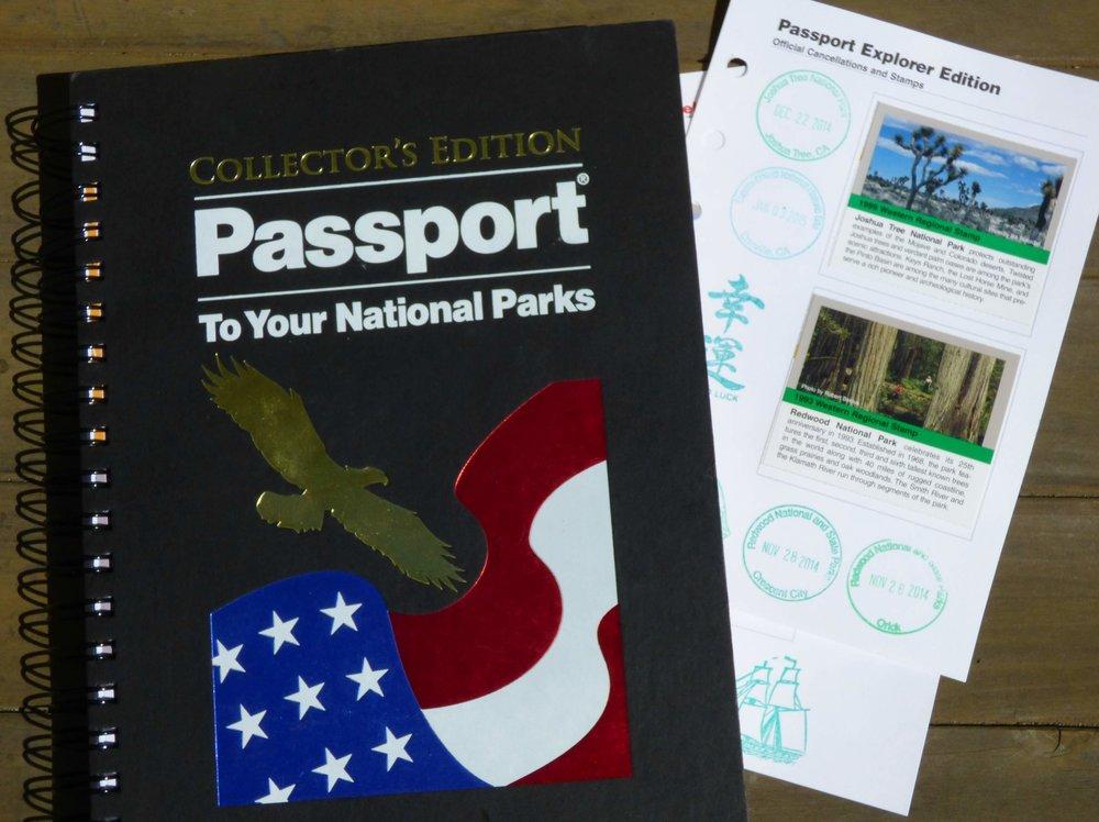 USA:n kansallispuistot -