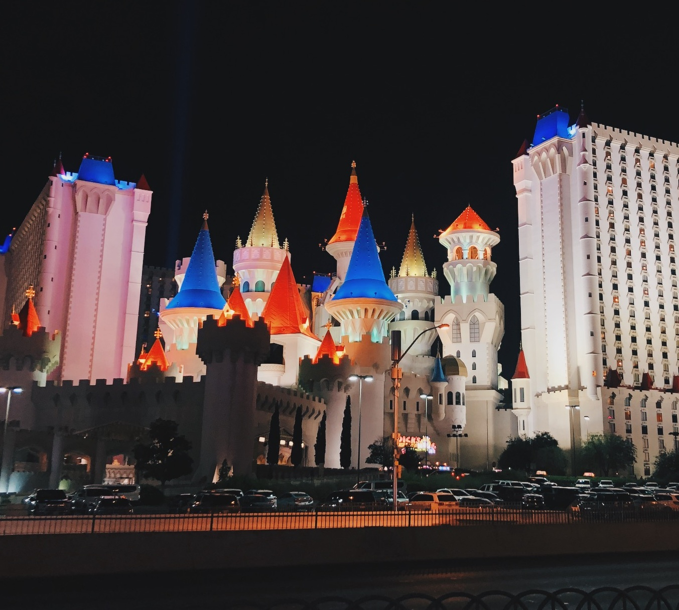 A Family Favorite In Las Vegas Excalibur Hotel Paula Gaston