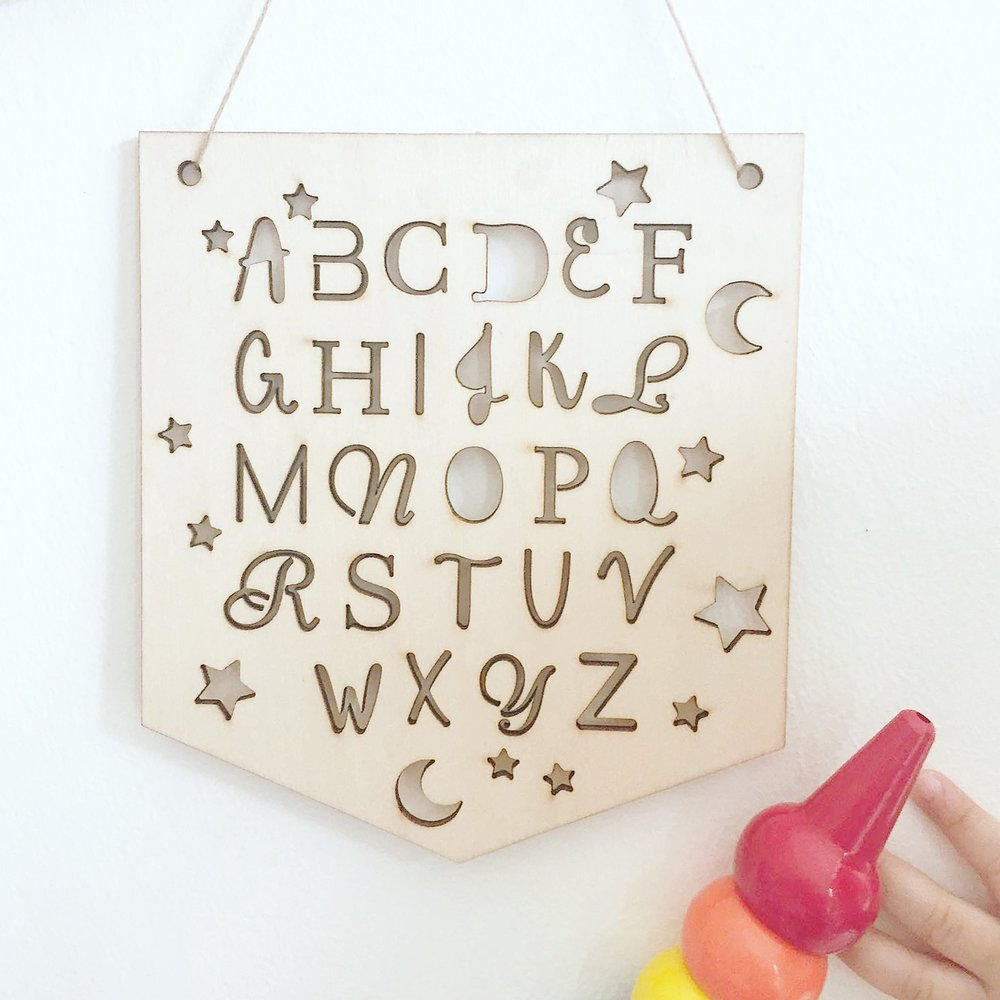 Wood plaques & signs > -