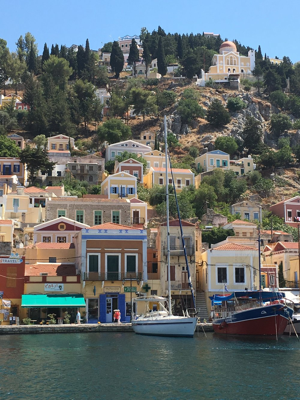 The magnificent Greek Island of Symi