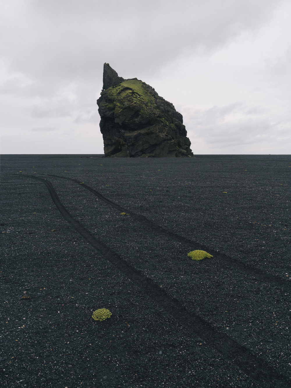 Black Sand and Monoliths  |7.24.16| South Iceland Coast, Iceland